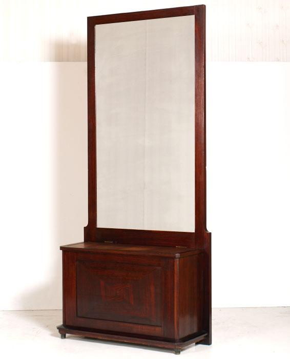 Cassapanca legno ikea design inspiration for Specchiera ikea