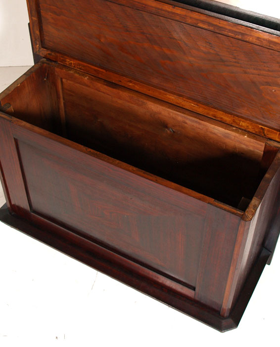 Antica cassapanca mobile ingresso specchiera console art for Mobile ingresso classico