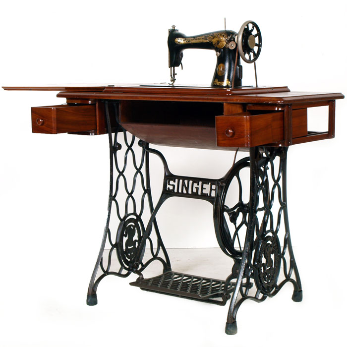 antica macchina da cucire a pedale singer primi 39 900 da
