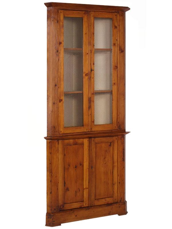 angoliera vetrina laccata stile veneziano : Angoliera In Legno In Arte Povera Casa Bricocenter Pictures to pin on ...