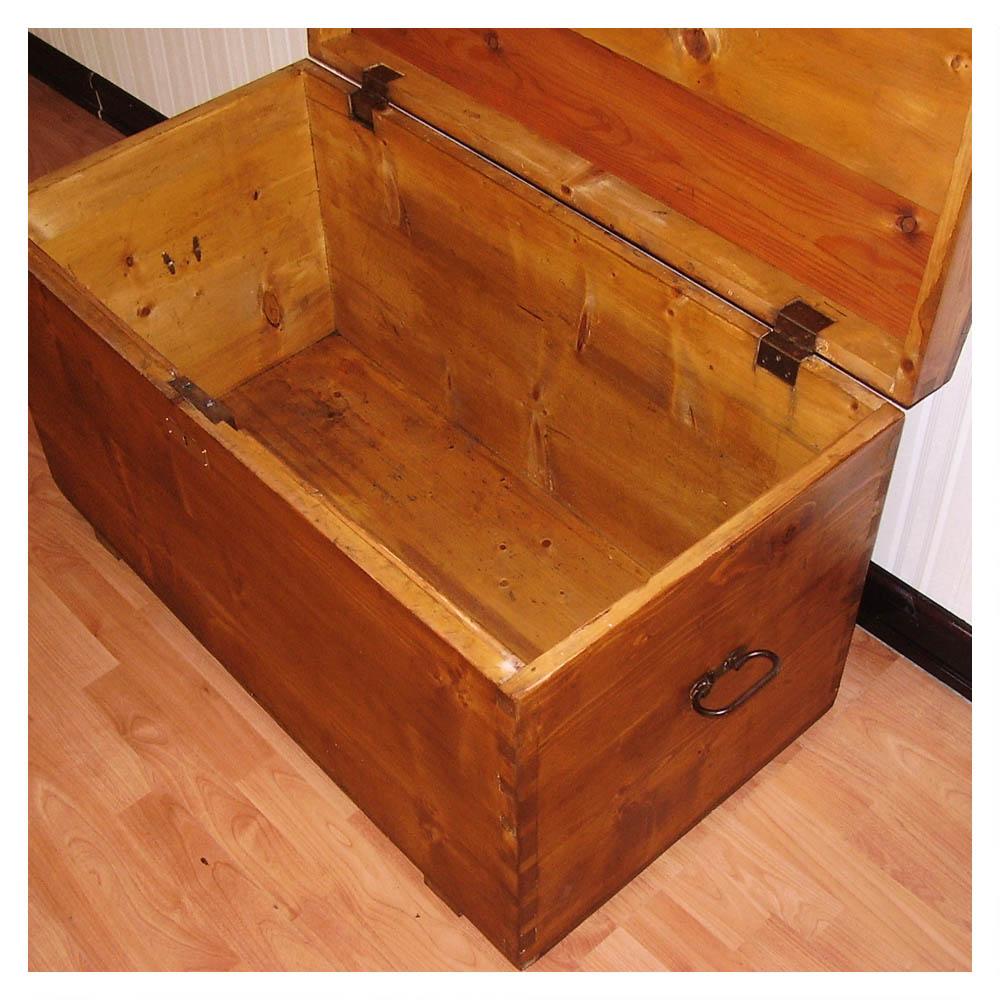Baule legno - offerte e risparmia su Ondausu