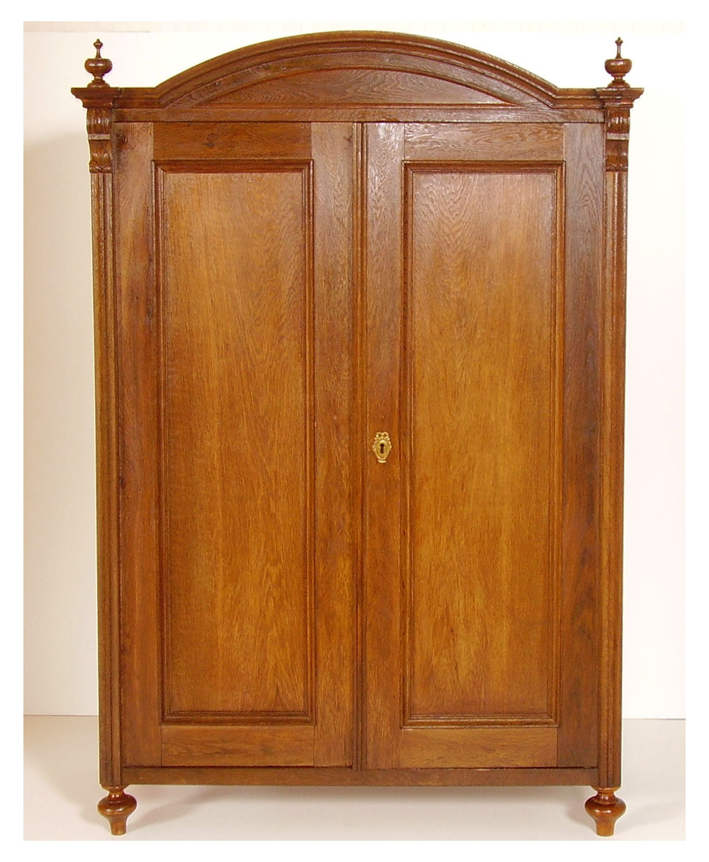 Antique cabinet bookcase wardrobe antico armadio for Armadio antico
