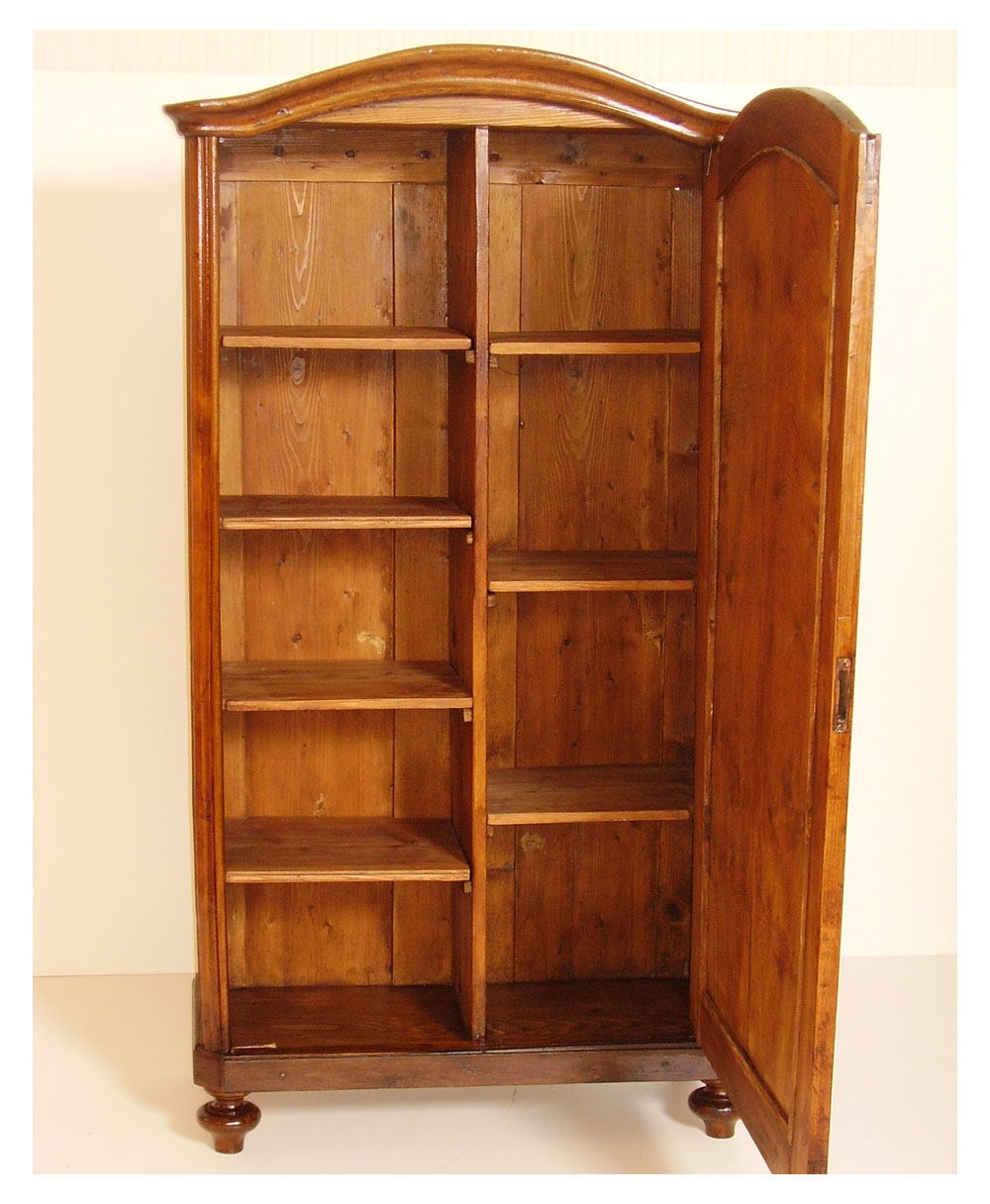 Armadio libreria dispensa 39 800 biedermeier antique cabinet for Armadio antico
