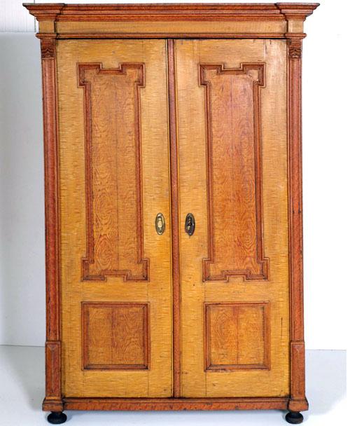 Armadio dispensa antico vintage decorare la tua casa - Decorare armadio ...