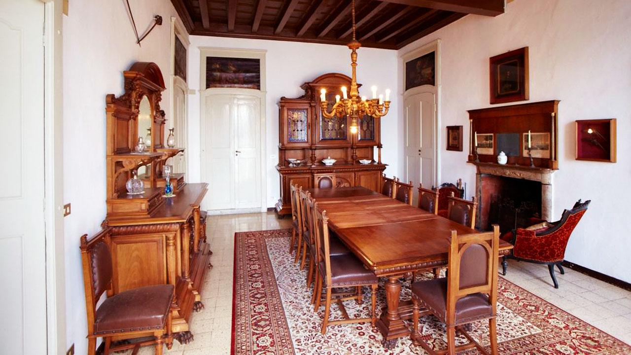Speisezimmer Renaissance Nussbaum Esszimmer 800 Antiken