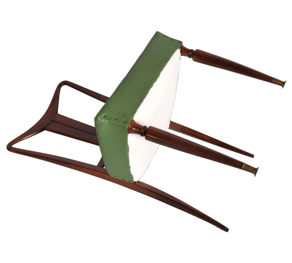 TAVOLO 6 SEDIE PIANO CRISTALLO TABLE WITH CHAIRS DESIGN OSVALDO BORSANI - MA S01  eBay