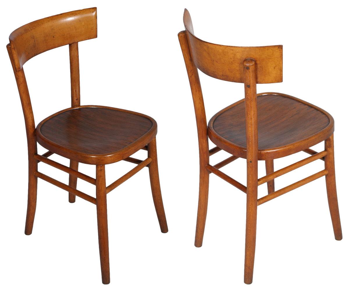 set 6 sedie vintage anni 39 50 isa bergamo six chairs mid