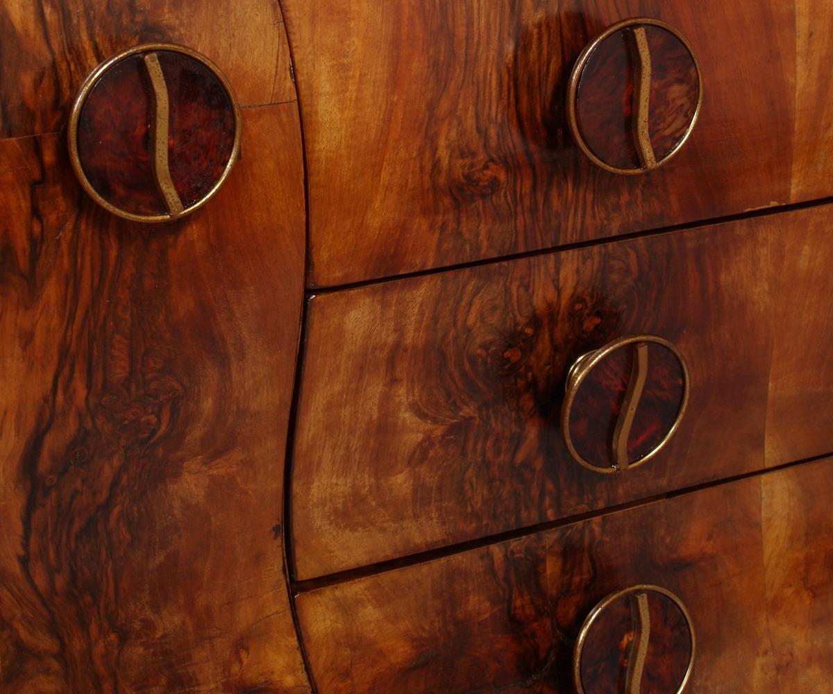 SALA DA PRANZO ART DECO RADICA NOCE 1920s Dining Room Furniture Sets  #763314 1200 1000 Sala Da Pranzo Art Deco