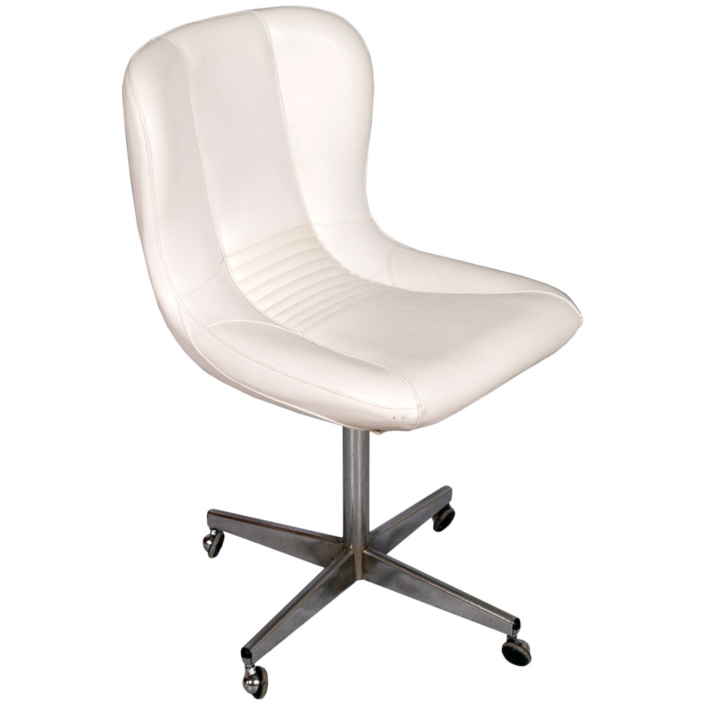 1970s Office Chair Vintage Design Sedia Ufficio Anni 39 70