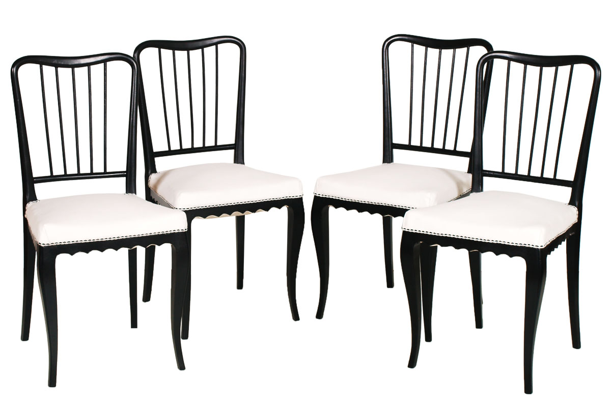 Sala pranzo paolo buffa mid century modern dining room for Sala set furniture