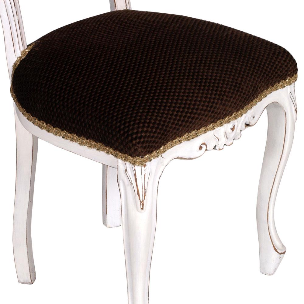 Italy Round Dining Table six chairs Tavolo tondo allungabile Luigi ...