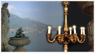 antique-gilded-wood-chandelier-LA87-0a
