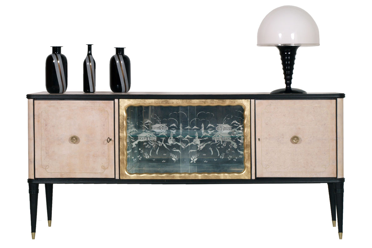 art deco sideboard myartistic my44 antiques artistic. Black Bedroom Furniture Sets. Home Design Ideas