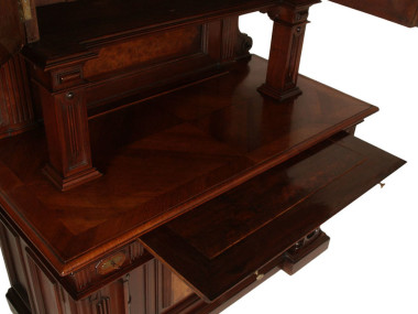 antique-dining-set-two-sideboard-cabinet-MAR45-4
