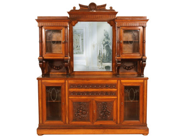 antique-sideboard-neoclassic-solid-wood-MAM71-2