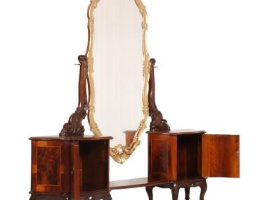 antique-chippendale-bedroom-furniture-set-MAH67-13