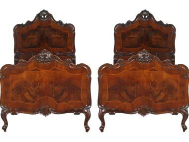 antique-chippendale-bedroom-furniture-set-MAH67-2