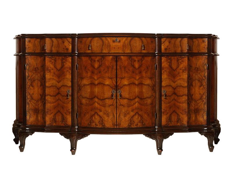 antique-chippendale-sideboard-burr-walnut-MAI54-1