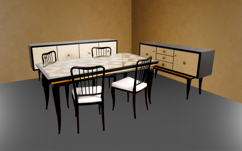 Art Deco Diningroom Myartistic My59 Antiques Artistic