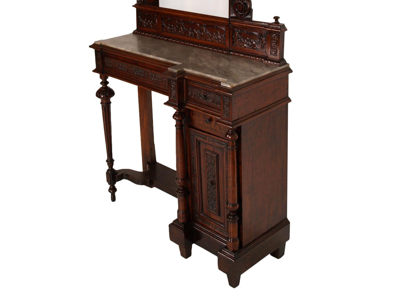 antique-console-vanity-mirror-carved-dragon-MAC16-2