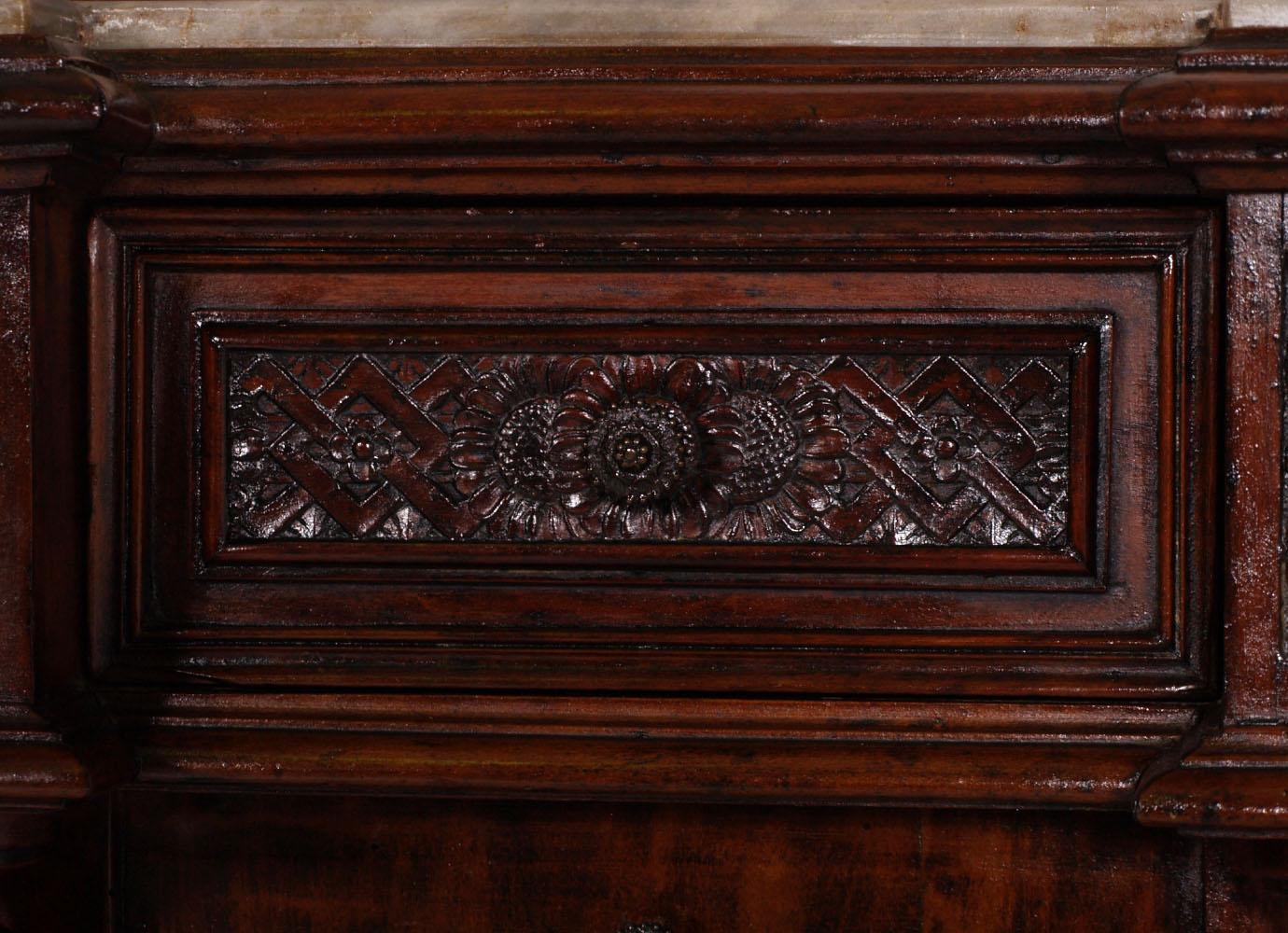 antique-console-vanity-mirror-carved-dragon-MAC16-4