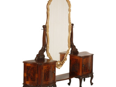 antique-chippendale-bedroom-furniture-set-MAH67-11