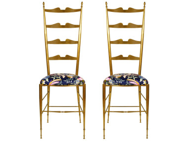 pair-tall-ladder-back-side-chairs-Chiavari-1